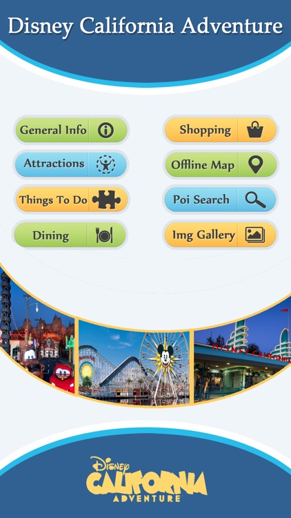 Best App For Disney California Adventure