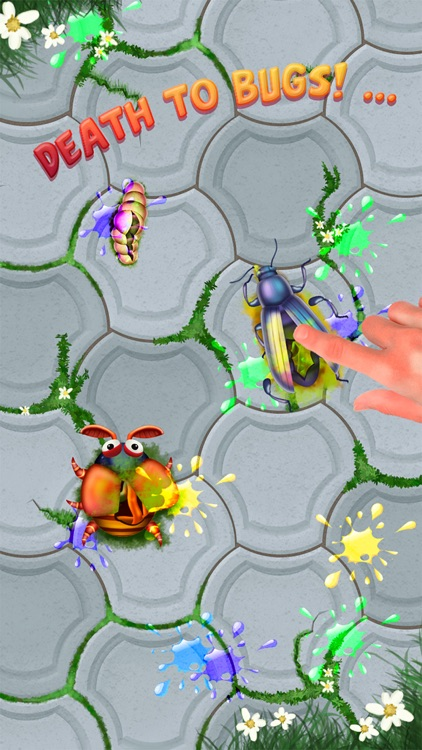 The Bugs Smasher screenshot-0