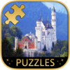 Iker Ortega - Castles - Jigsaw and Sliding Puzzles artwork
