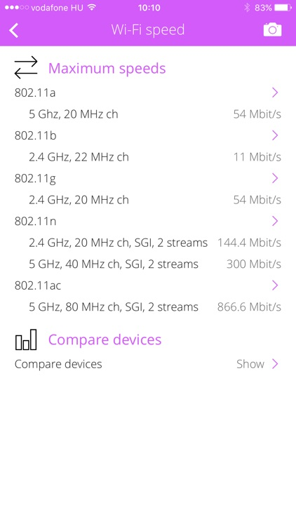 Wi-Fi Info screenshot-2