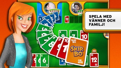 Screenshot for Skip-Bo™ Pro in Sweden App Store