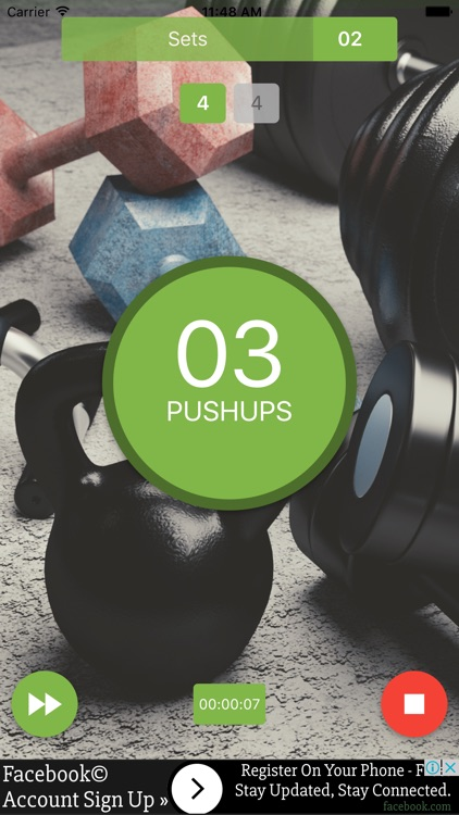 BodyTastic: Push Ups Trainer Workout for Pecs