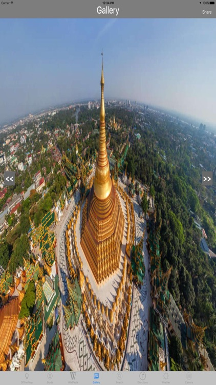 Shwedagon Pagoda Myanmar Tourist Travel Guide