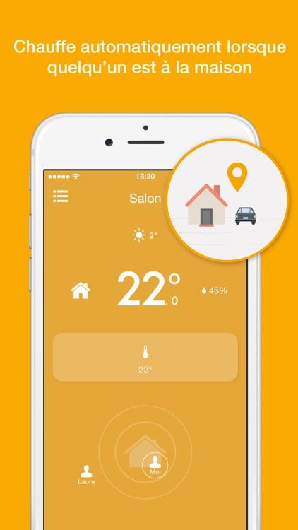 Hager Smart Thermostat screenshot-3