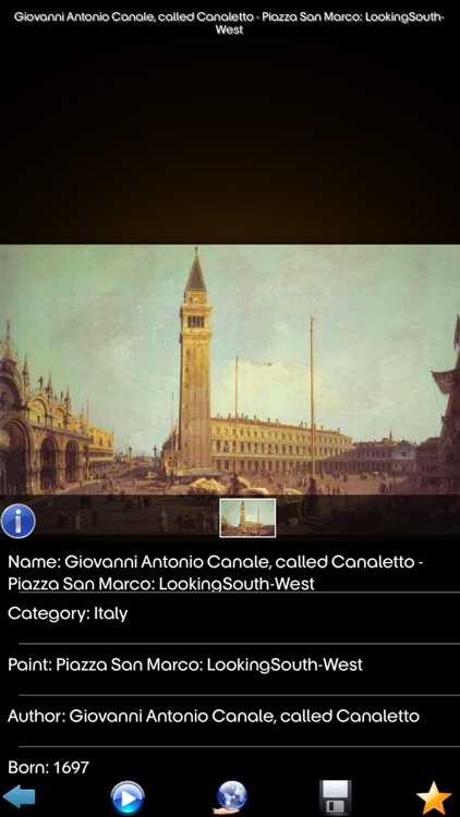 Italian Art Gallery screenshot-0