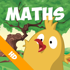 Maths With Springbird HD