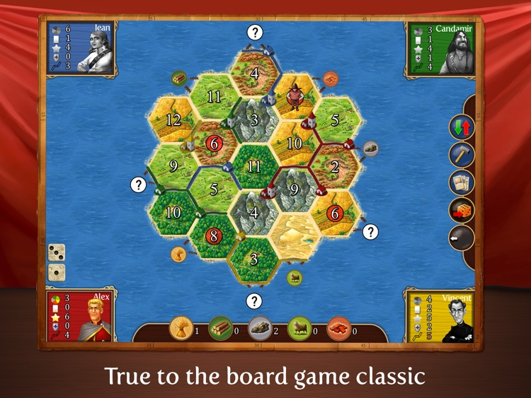 Catan Classic HD screenshot-0