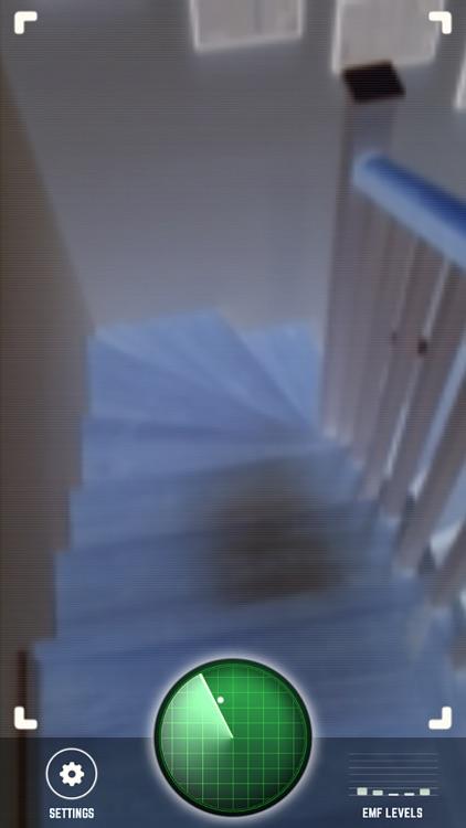 Ghost Detector Radar - paranormal spirit camera screenshot-0