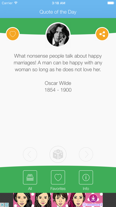 Quote of the Day : Quotes and Sayings screenshot four