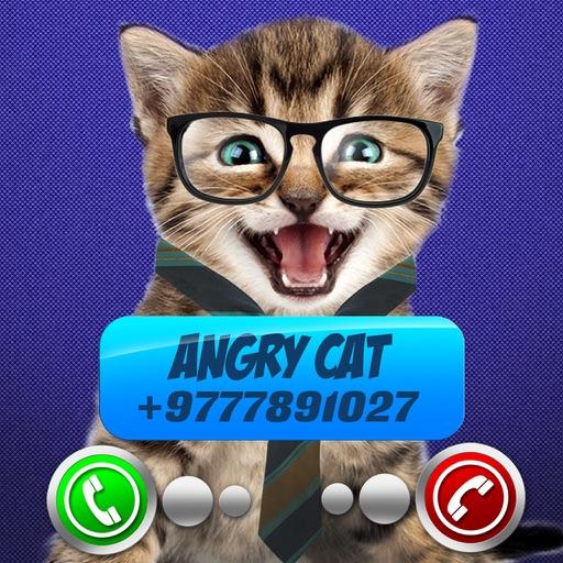 Fake Call Video Cat Joke iOS App