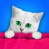 猫を見つけてください! ~ 無料パズルゲーム