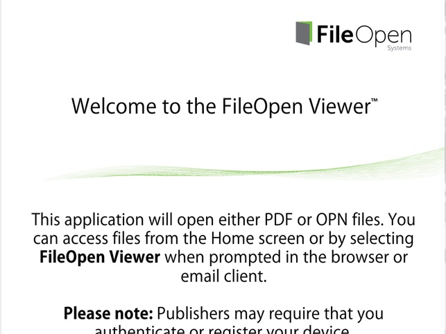 FileOpen Viewer on the App Store
