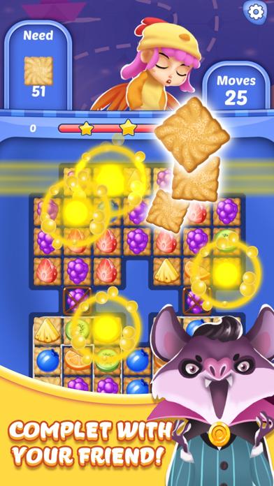 Candy Sweet Mania : Halloween Party screenshot three