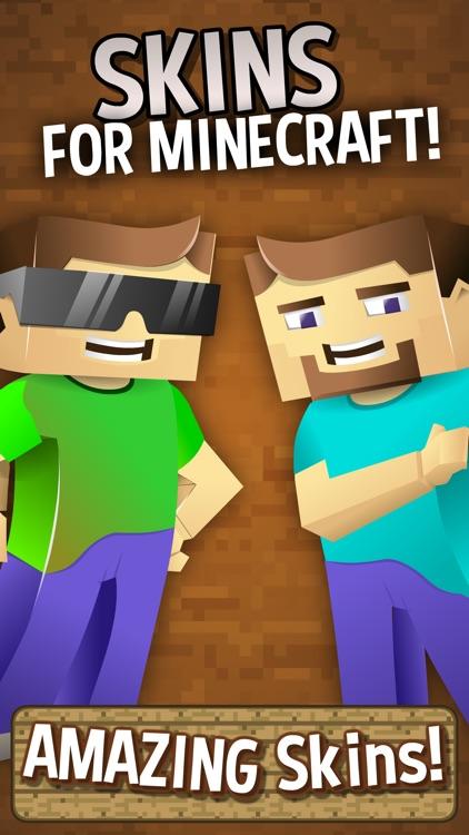 Skins for Minecraft   Boy & Girl Minecraft Skins