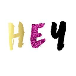 Hey Calligraphy