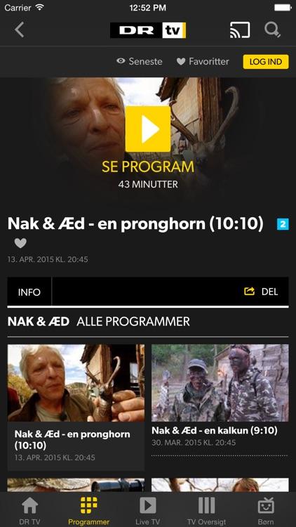 DRTV screenshot-0