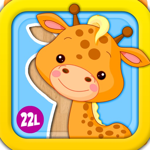 Toddler Games and Abby Puzzles for Kids: Age 1 2 3 icon
