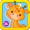 Toddler Games and Abby Puzzles for Kids: Age 1 2 3