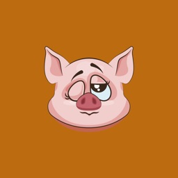 Pig - Stickers for iMessage