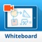 App Icon for HKTE Whiteboard App in Indonesia IOS App Store