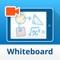 App Icon for HKTE Whiteboard App in Czech Republic IOS App Store