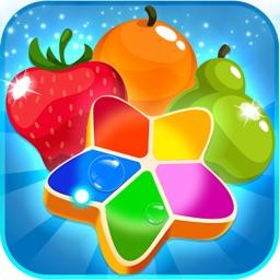 Fruits Mania Bump - Sugar Candy Blast Free Game