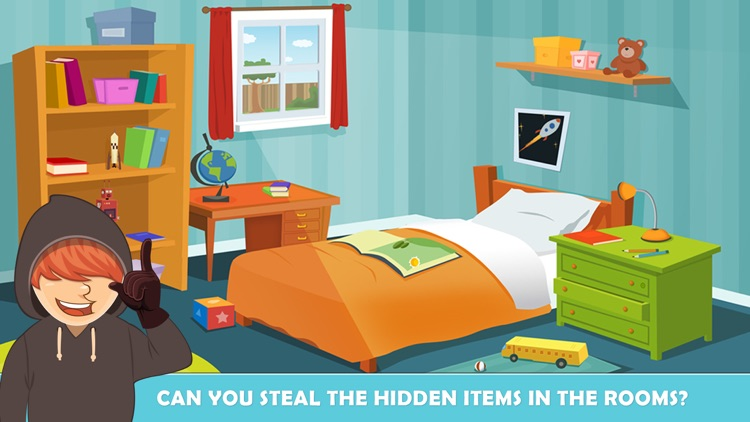 Can You Steal It: Secret Thief