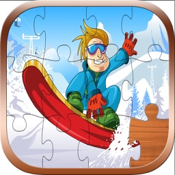 Jigsaw Puzzles Game For Kids & Adults