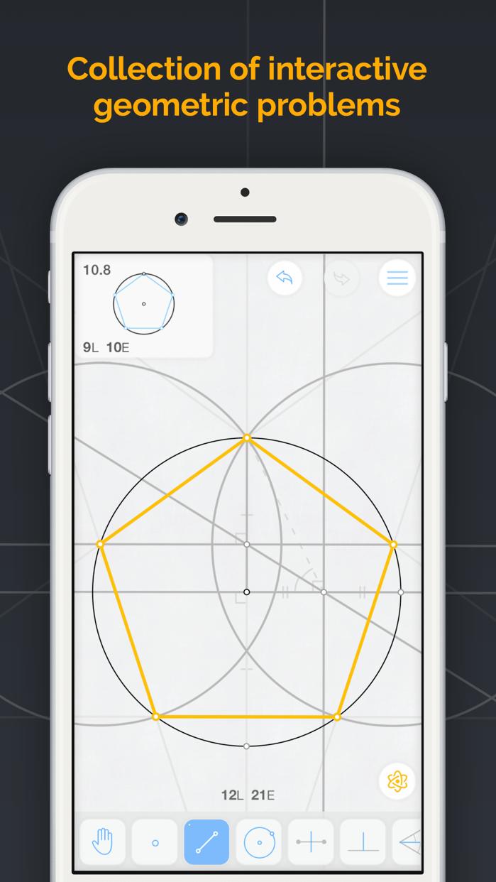 Euclidea Screenshot