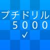 漢検プチドリル5000