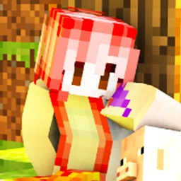 New Girl Skins - Pixel Exporter for MineCraft Pocket Edition