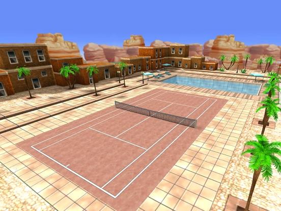 Крутой теннис 3 - Hit Tennis 3 Скриншоты8
