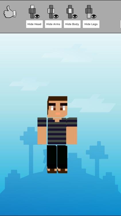 Skin Stealer for Minecraft Game Textures Skins