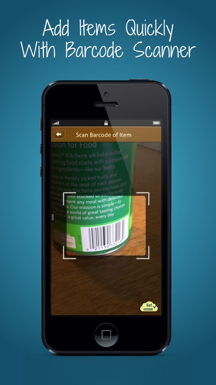 Shopping List Ease - Grocery List + Coupons screenshot-3