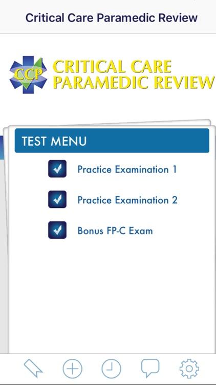 Critical Care Paramedic Review