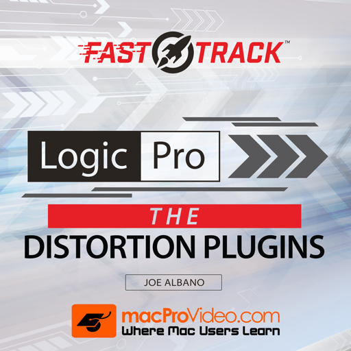 FastTrack™ For Logic Pro Distortion FX