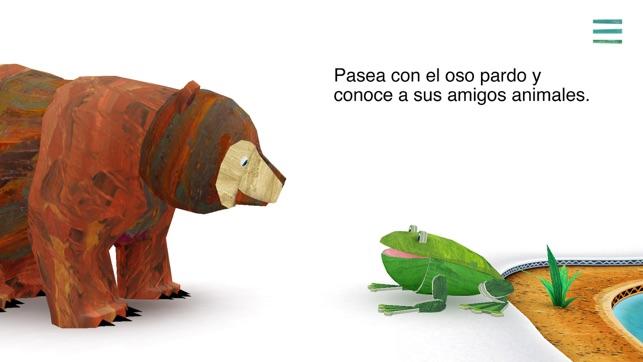 Desfile Animal Del Oso Pardo De Eric Carle