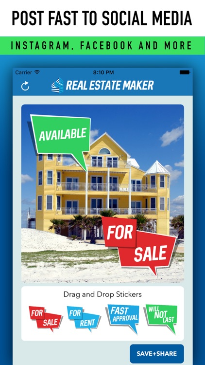 Real Estate Content Creator For Social Media