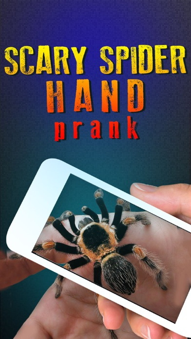 Scary Spider Hand Prank