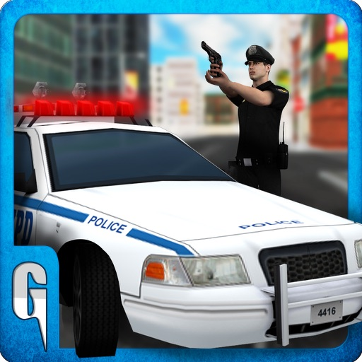 City Police Car Driver Simulator – 3D Cop Chase