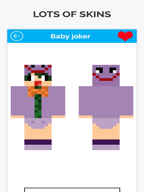 Baby Skins For Minecraft PE By Nisha Mehta IOS United States - Skin para minecraft pe baby