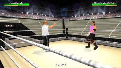 Wrestling Revolution 3D by MDickie Limited (iOS, United