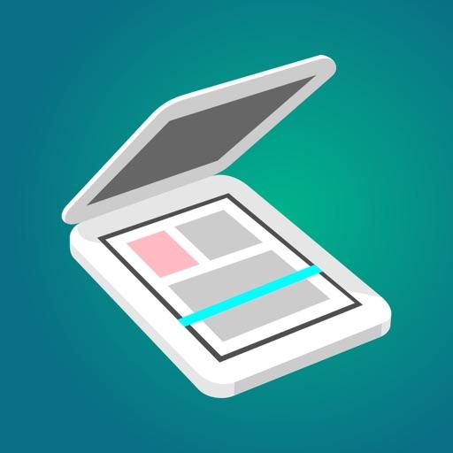 Быстрый сканер - сканер и принтер для документов