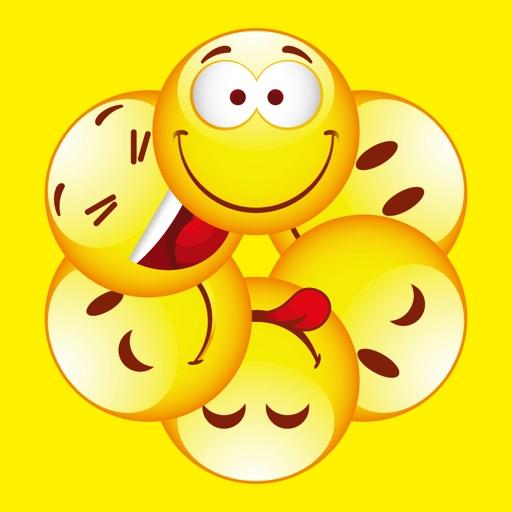 Emoticon.s Free - Animated Emoji Keyboard 3D icons