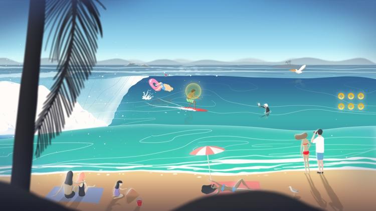 Go Surf - The Endless Wave Runner screenshot-3