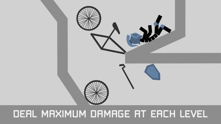 Stickman Turbo Car Crash Test screenshot-3
