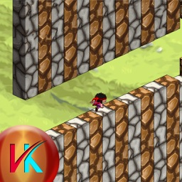 Running Ninja On The Cube Kids Game