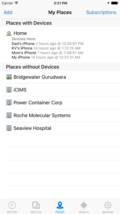 Device Locator: Track and Locate Family Members and Lost or Stolen iPhones screenshot-4