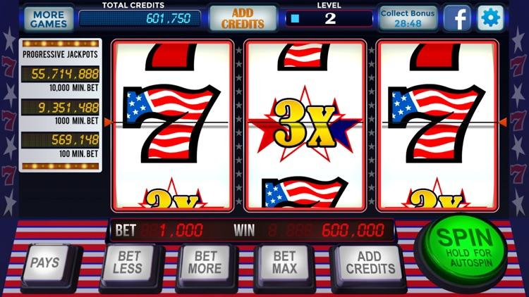 777 Slots Casino - 3-Reel Classic Slot Machines screenshot-3