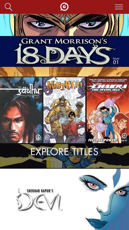 Graphic POP! Comics